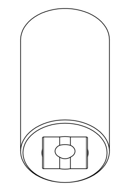 FP Socket Adapter Tool - Bottom
